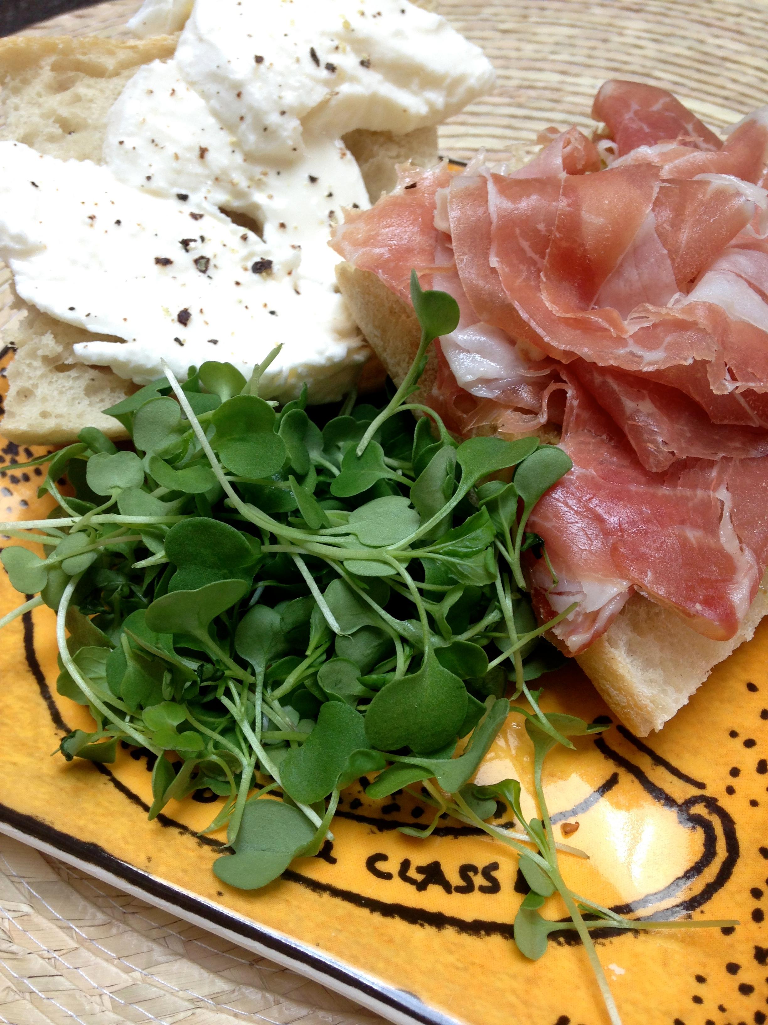 ... sandwich prosciutto and pesto panini mozzarella and prosciutto