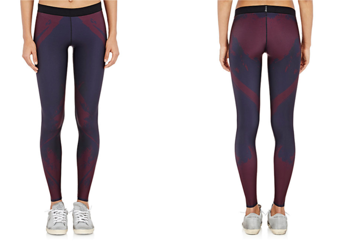 ULTRACORE PRINT TECH JERSEY LEGGINGS